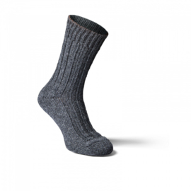 Fellhof - Alpaka wol sokken, dik - Anthraciet- maat 35/38, 39/42, 43/46
