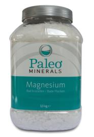 Paleo - Minerals magnesium vlokken - pot met deksel 3500 gr