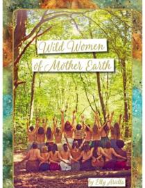 Kaartenset met boek - Wild Women of Mother Earth - Elly Ariella - Engelstalig