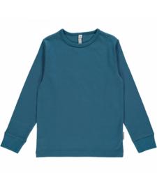 Maxomorra - Longsleeve blauw - 122/128