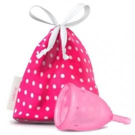 Ladycup - Menstruatie cup - Roze