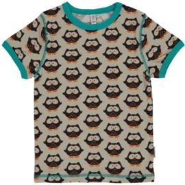 Maxomorra - T-shirt  - Owl
