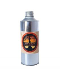Natural Earth Paint Eco Solve - Natuurlijke ecologische kwastenreiniger tin