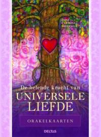 Kaartenset met boek - De helende kracht van universele liefde - Toni Carmine Salerno