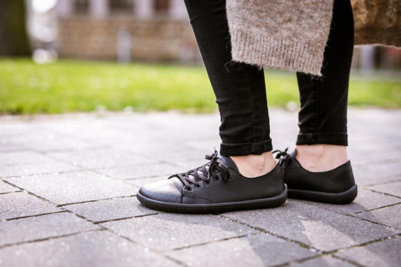 Be Lenka - Barefoot Sneakers - Prime Black - maat 36, 37 en 41