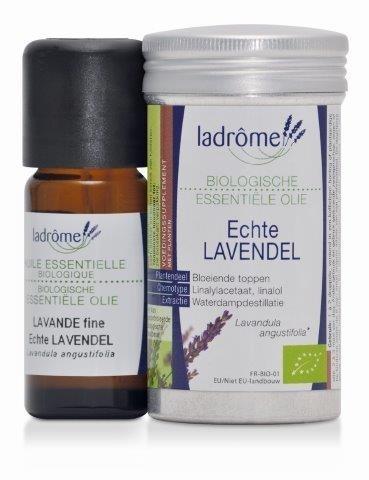 Ladrome - Bio etherische olie Lavendel - 10 ml