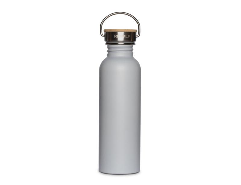 Retulp - Urban waterfles rvs - Light Grey 750 ml