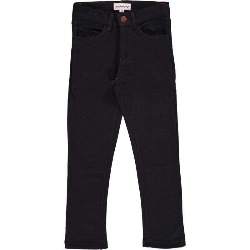 Maxomorra - Softpants Sweat- Black
