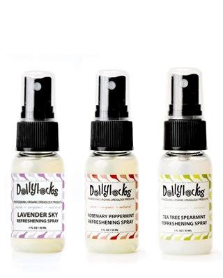 Dollylocks - Refreshening spray - Verschillende geuren - 30 ml