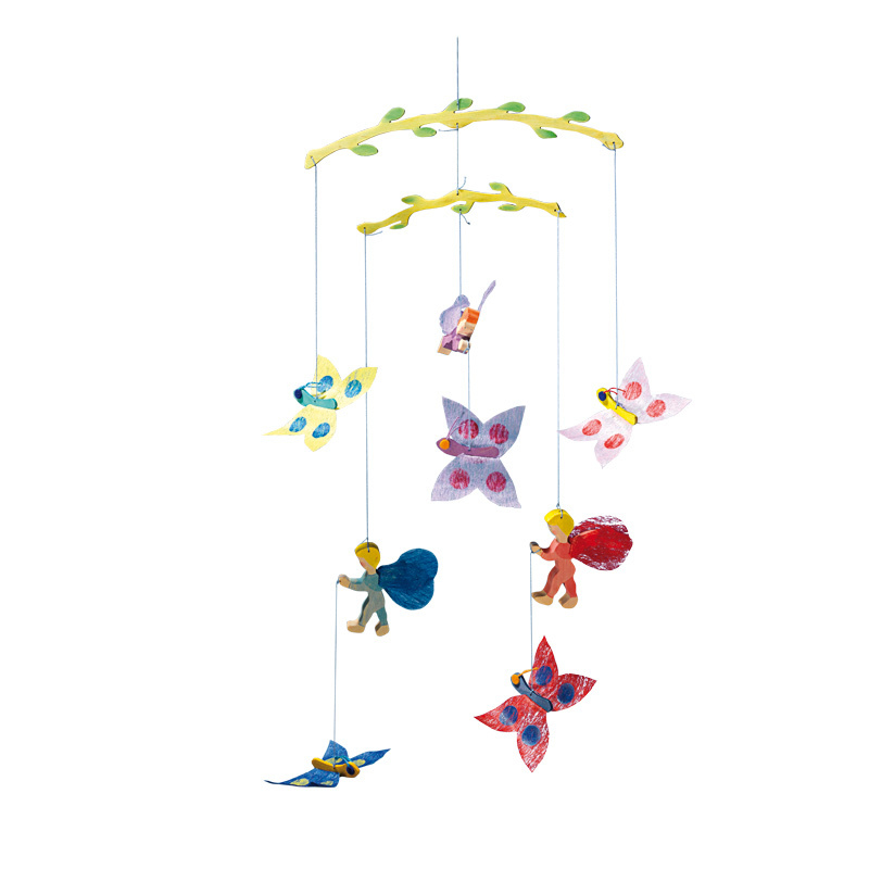 Ostheimer - Mobiel Elfjes en vlinders