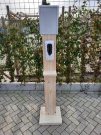 Complete - Nieuw steigerhout