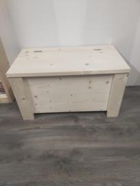 Speelgoedkist - Middel - Kist van Steigerhout
