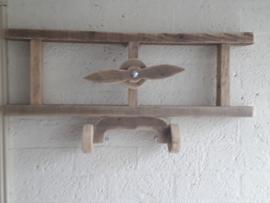 Vliegtuig klein Gebruikt steigerhout