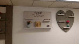 Wandbord Family