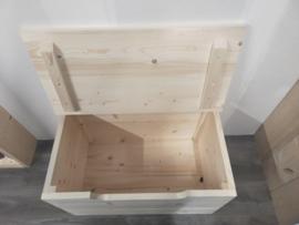 Speelgoedkist - Groot - Kist van steigerhout