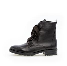 Gabor Biker Boots | Cervo Black