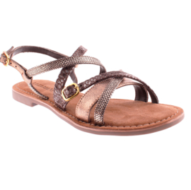 Lazamani sandaal   Copper
