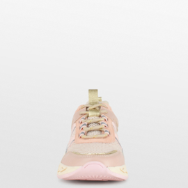 Poelman sneaker   Baby Pink - beige - Combi