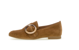 Gabor loafer | Cognac
