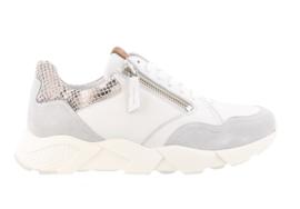 AQA sneakers | Kaleido Velvet White