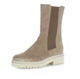 Gabor chelsea Boots   Kiesel Beige