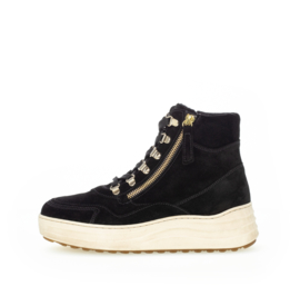 Gabor hoge sneaker | Black