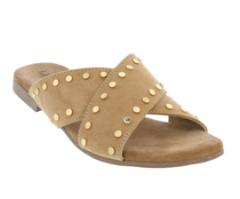 Lazamani slippers | Beige