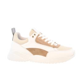 AQA sneakers | Velvet White / Beige