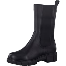 Marco Tozzi Chelsea Boots   Black