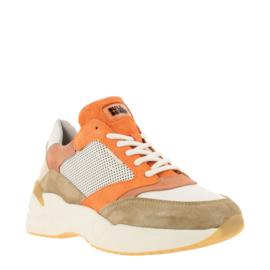 Bullboxer sneaker   Orange Combi