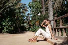 Via Vai sandaal | Sissel Cupido Cuoio Scuro