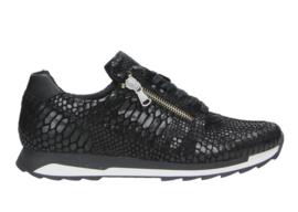 Post Xchange sneaker Carly | Black Snake