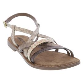 Lazamani sandaal   Peach