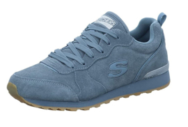 Skechers sneakers | Jeans Blauw
