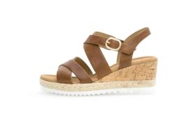 Gabor sandaal | Cognac