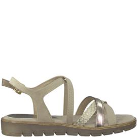 Marco Tozzi sandaal | Dune Combi