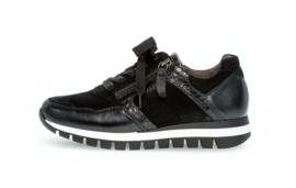 Gabor sneaker | Black Croco