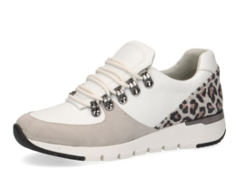 caprice sneakers | White Leopard