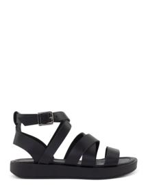 Deabused sandaal | Noor Black