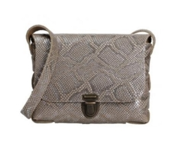 ELVY Janes Silver/Taupe