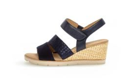 Gabor sandaal | Navy Combi