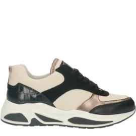 bullboxer sneaker | Black/Off White