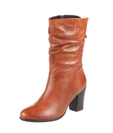 SPM Xally Boot | Cognac