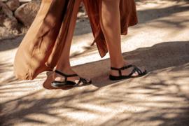 Via Vai sandaal | Harita Sierra Amaretto