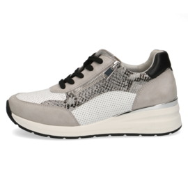 Caprice sneaker | Light Grey Combi