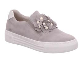 Gabor Loafers   Light Grey