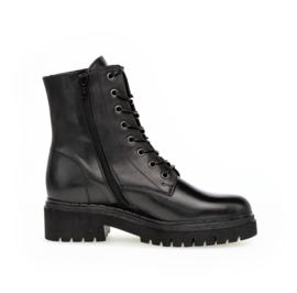 Gabor Biker Boots | Black
