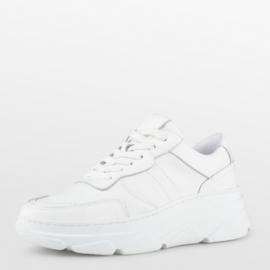Poelman sneaker | White