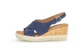 Gabor sandaal | Jeans Blue