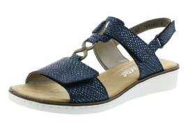 Rieker sandaal | Royal Blue
